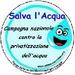logo del forum movimenti italiani per l'acqua