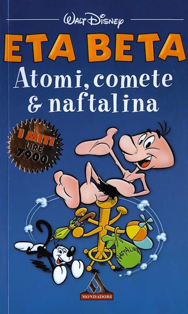 La naftalina nei fumetti di Topolino
