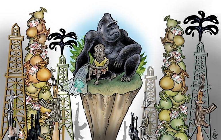 Petrolio nel Parco dei Virunga, la Soco paga l'esercito per minacciare chi si oppone?