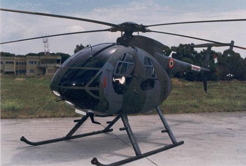 Elicottero Nh500 : L elicottero nh