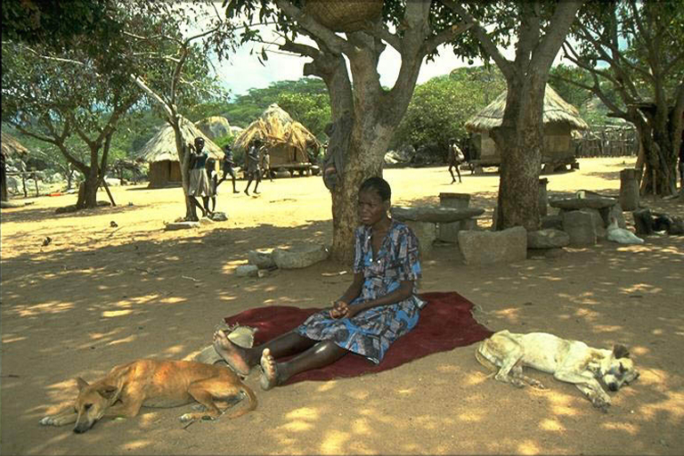 AIDS-affected community in Zambia. Credit: UNAIDS/M. Szulc-Kryzanowski