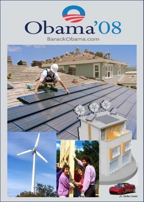 Programma energia verde di Barack Obama