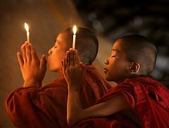 preghiera birmana