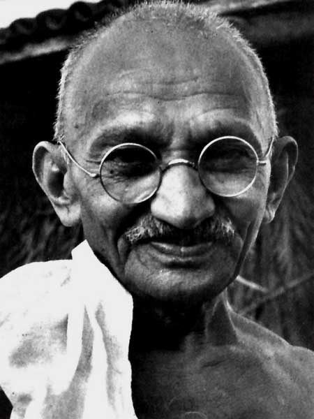 Mahatma Gandhi Young Photo