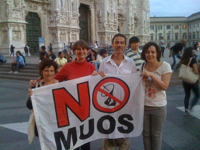Comitato NO MUOS di MILANO