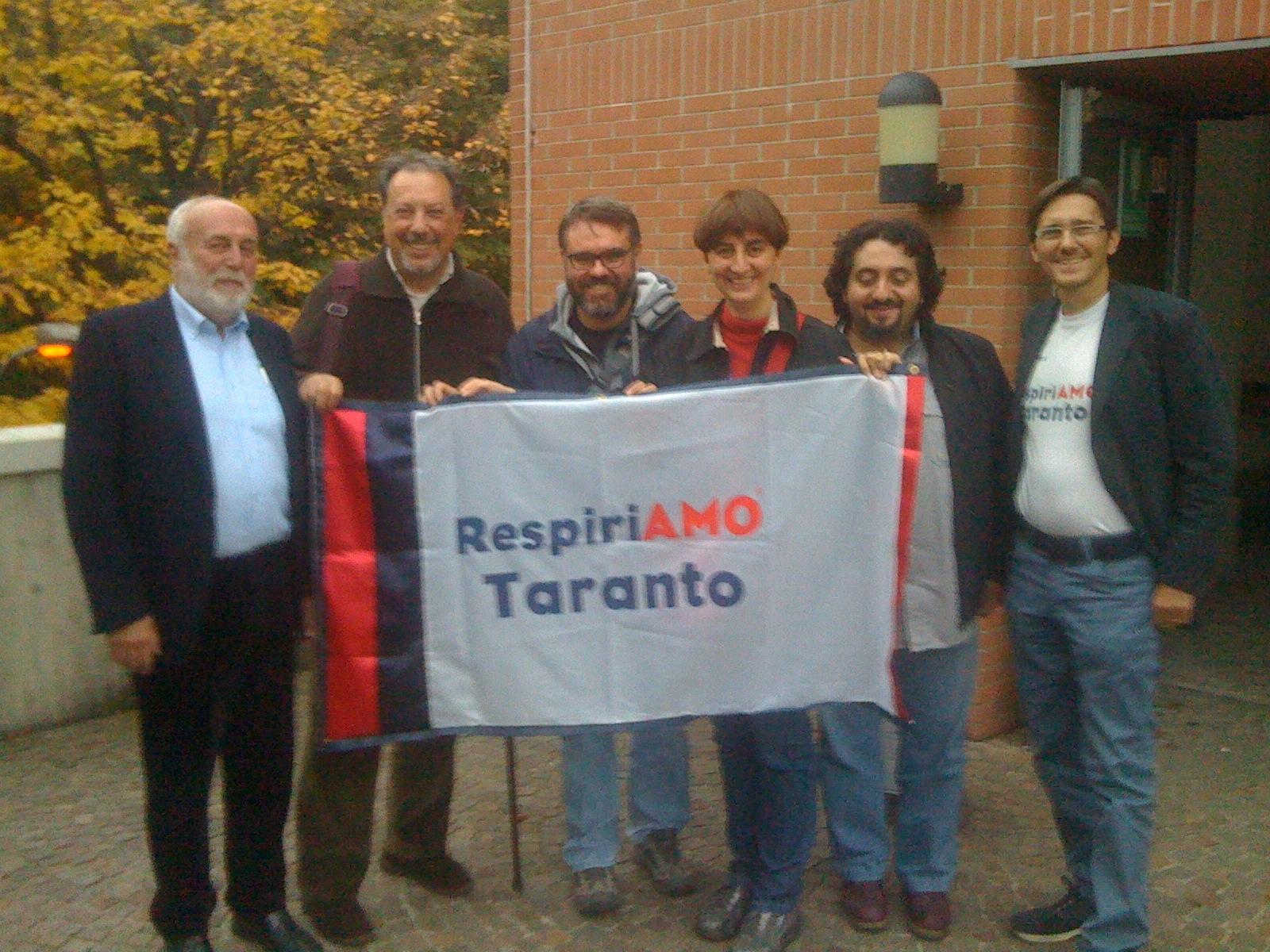 PRESENTAZIONE dei LIBRI sull'ILVA di Taranto, in collaborazione con il COMUNE DI DESIO