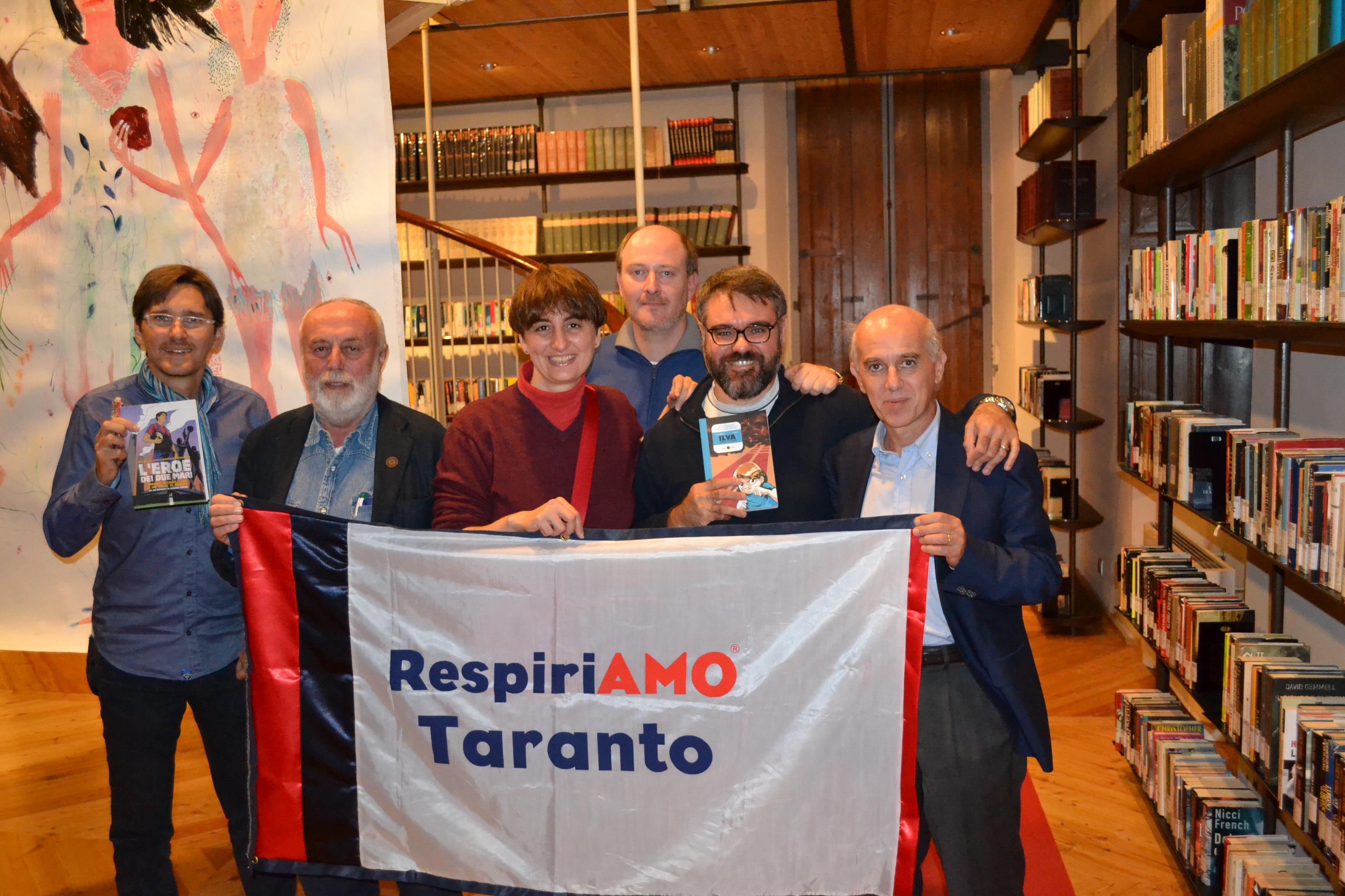 Il Caso ILVA- con Vittorio Agnoletto, Carlo Gubitosa, Laura Tussi, Fabrizio Cracolici, Virginio Bettini e Giuliano Pavone- RespiriAMO Taranto